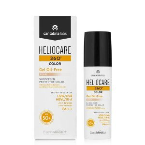 Heliocare Tinted SPF available at Cosmetology Hub in Leicestershire