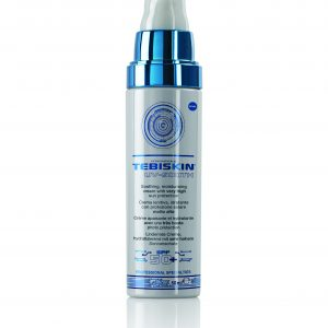 BEST SPF AVAILABLE IN LEICESTERSHIRE, TEBISKIN UV SOOTH SPF 50+ at Cosmetology Hub in Leicester